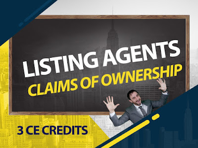 Brand New FREE Lieb CE | Listing Agents - Claims of Ownership | Southampton