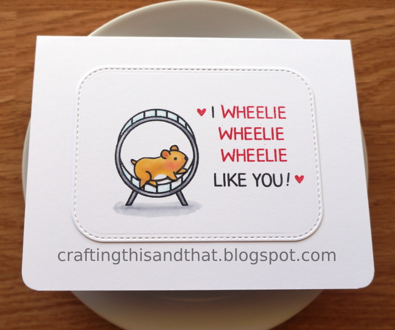 Image of: Couples Crafting This And That Wheelie Like You