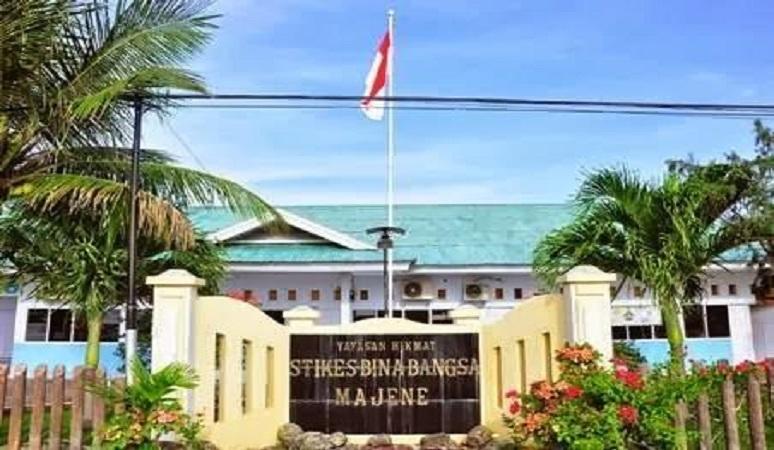 PENERIMAAN MAHASISWA BARU (STIKES BINA BANGSA) 2019-2020 SEKOLAH TINGGI ILMU KESEHATAN BINA BANGSA MAJANE