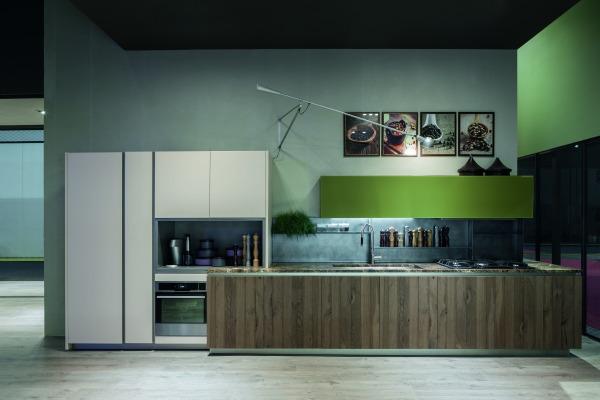 Consigli per la casa e l 39 arredamento cucine colorate for Nardini arredamenti