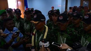 Ketua Tim AARM TNI AD  : Kekalahan Di Tahun 2015 Jadikan Tim AARM 2016 Sabet Juara Umum - Commando