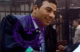 الدكتور عمر المختار الذي قام بضرب قاضي محكمه ملوي في واقعه ملوي