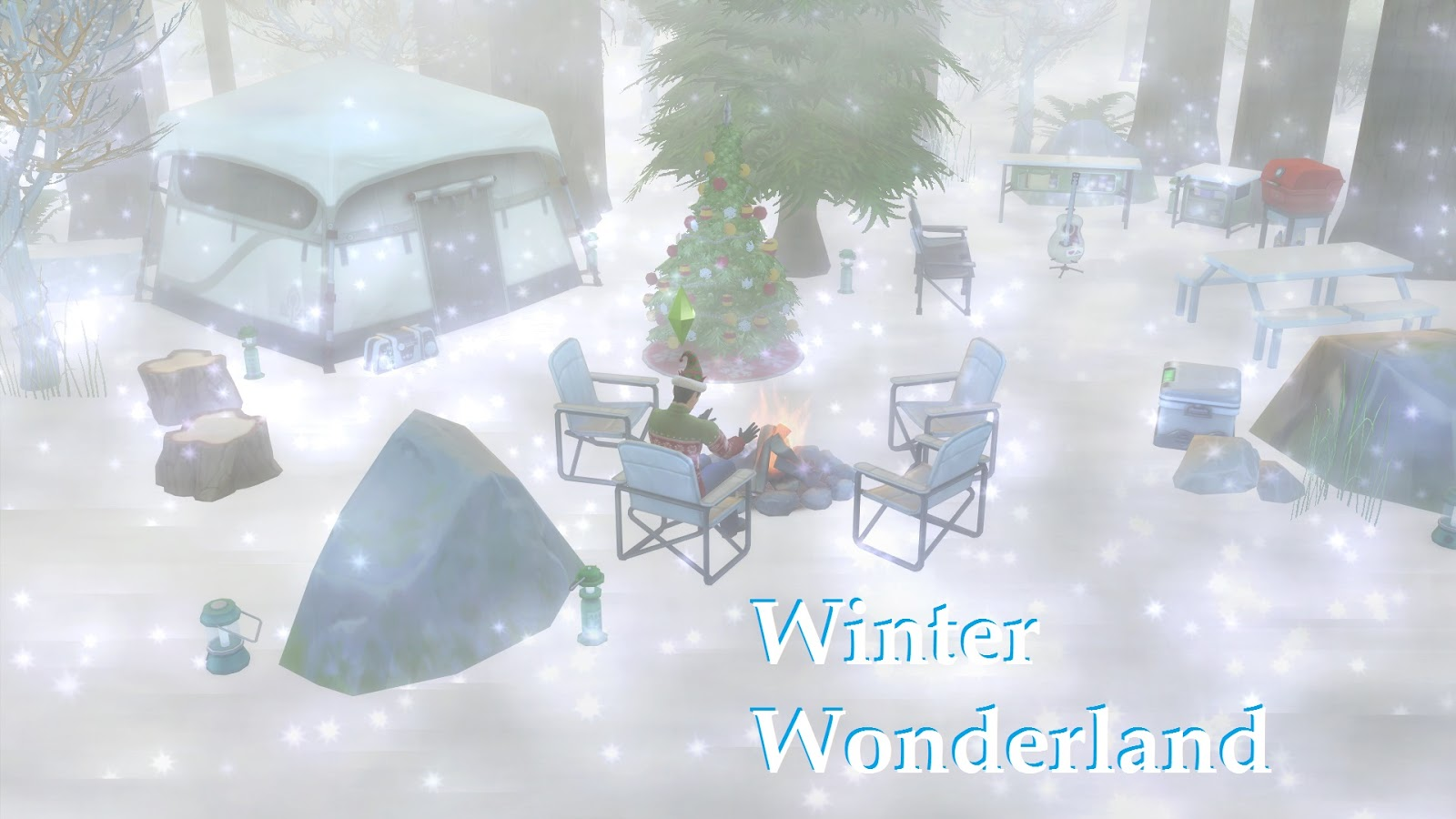 my sims 4 blog motive manager machines and real snowfall by coolspear1
