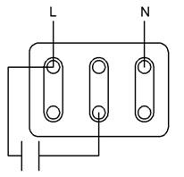 Diferencial De Carga Cómo Conectar Un Motor Trifásico Para Que Funcione En Una Línea Monofásica