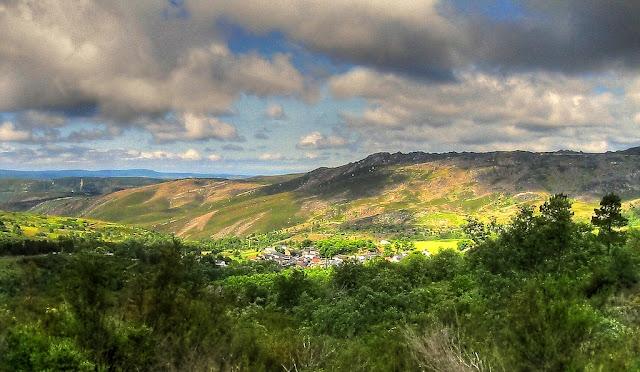 Parque Natural de Montesinho em Bragança