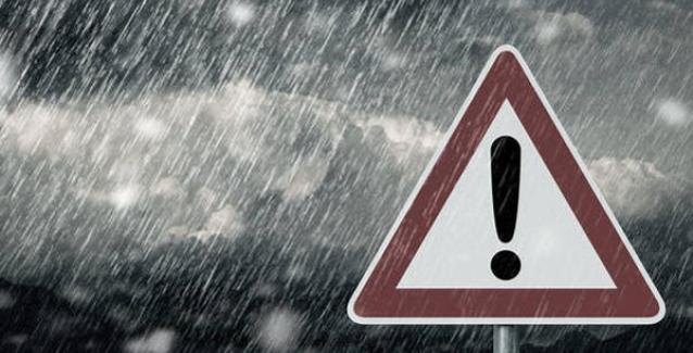 Εκτακτη προειδοποίηση Αρναούτογλου: Επικίνδυνα καιρικά φαινόμενα τις επόμενες ώρες