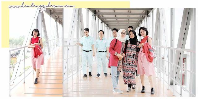 Kunjungan Pabrik Ajinomoto, Kelezatan Sejati Rasa UMAMI
