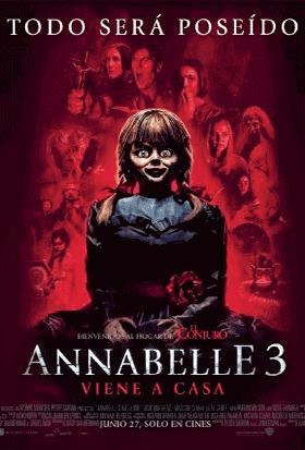 Annabelle 3: Viene a Casa / Annabelle Vuelve a Casa