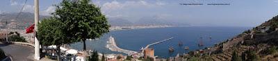 Alanya - panorama