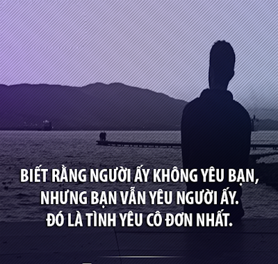 Anh tinh yeu co don