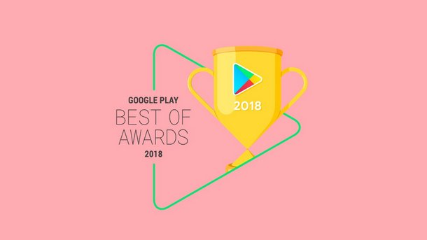 Google Play Store Awards 2018