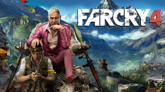 Download Far Cry 4 For PC/Laptop - TecK HAC