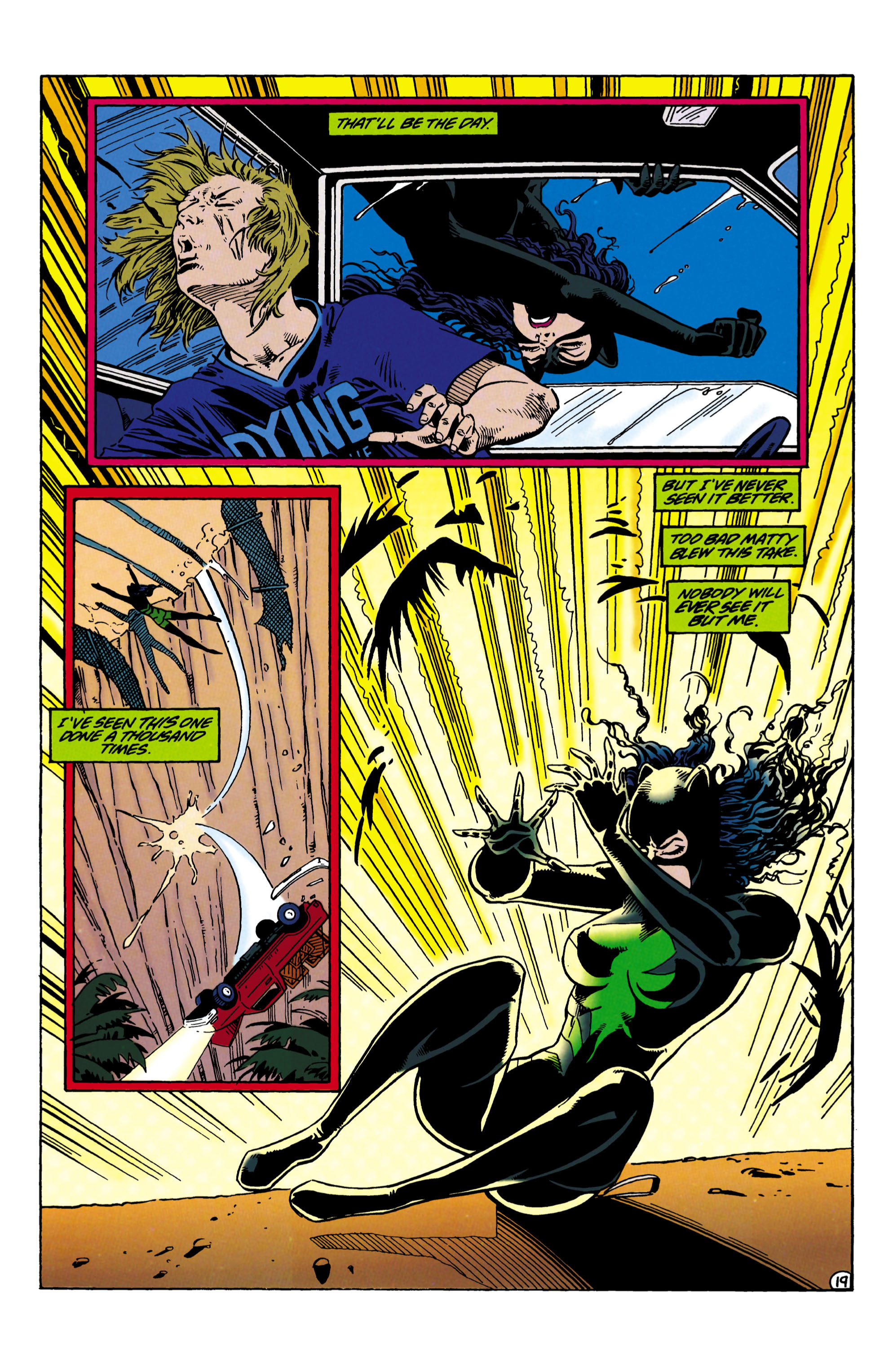 Catwoman (1993) Issue #21 #26 - English 19
