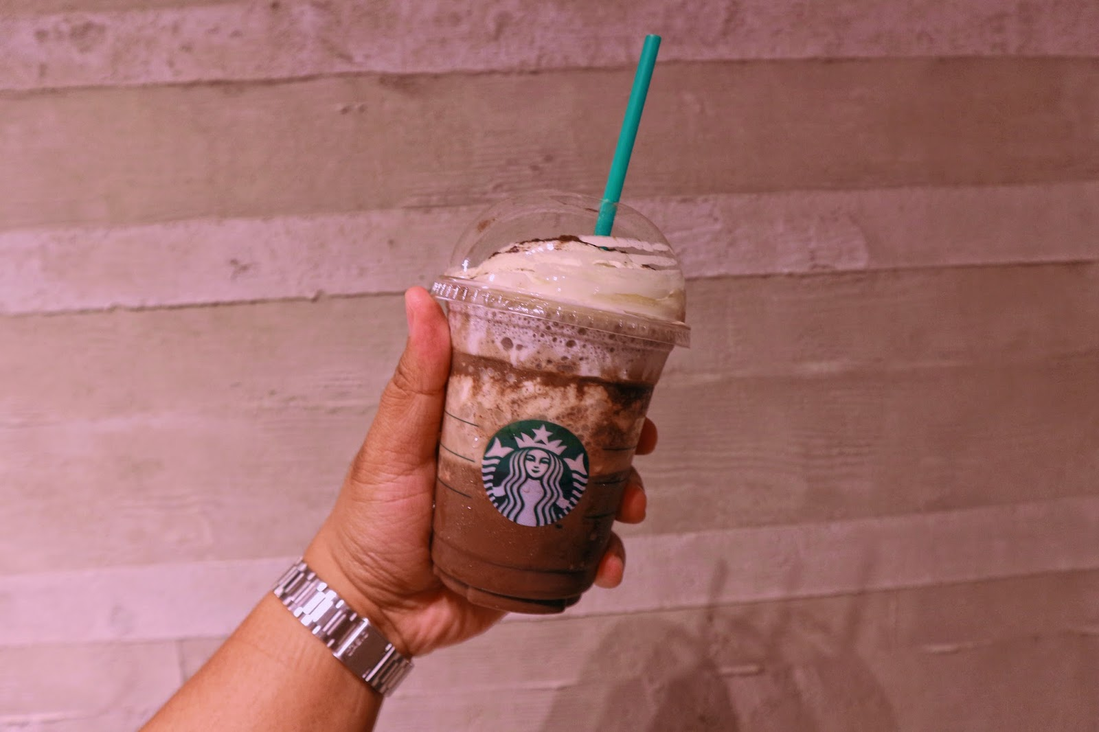 Starbucks Midnight Mocha Frappuccino