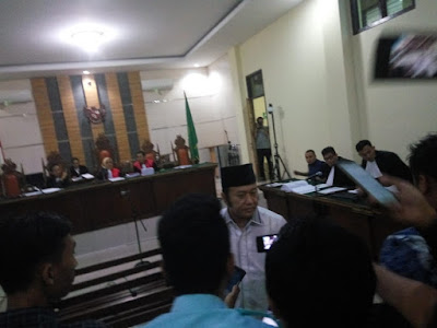 Zainudin Hasan Akui Terima Rp 1 Miliar dari ABN