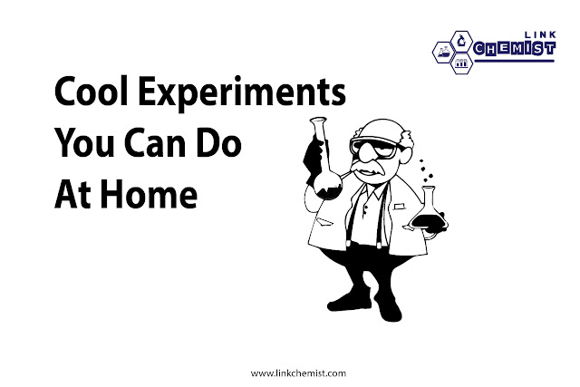 10 Cool experiments you can do at home
