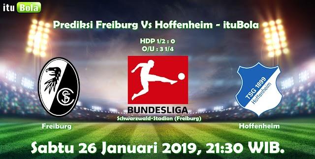 Prediksi Freiburg Vs Hoffenheim - ituBola