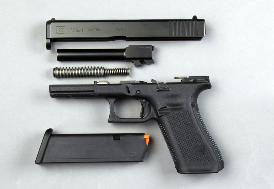 Feuerkampf und Taktik: Glock 17, Gen. 5 in 9x19