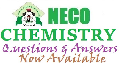 NECO OBJ & Essay Chemistry 2017 Answers Expo | Questions Runz