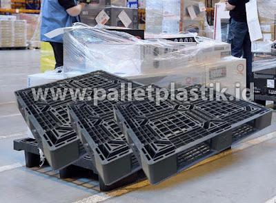 Mengapa Pallet Plastik Tepat Untuk Pengiriman Barang Ekspor
