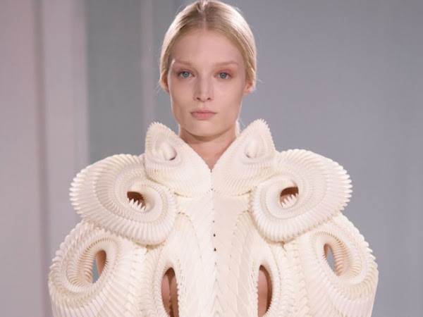 Sweet Eyes ... Iris Van Herpen Fall 2011 Show