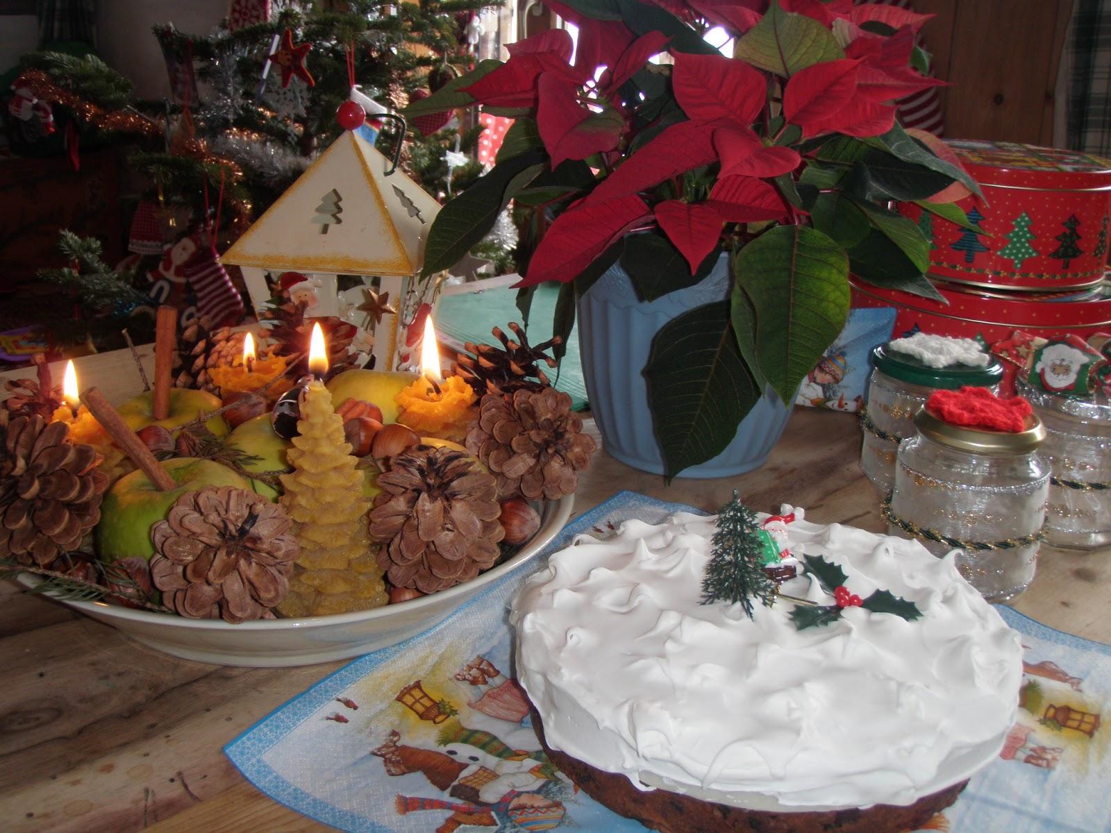 Delia Smith Christmas Cake Icing