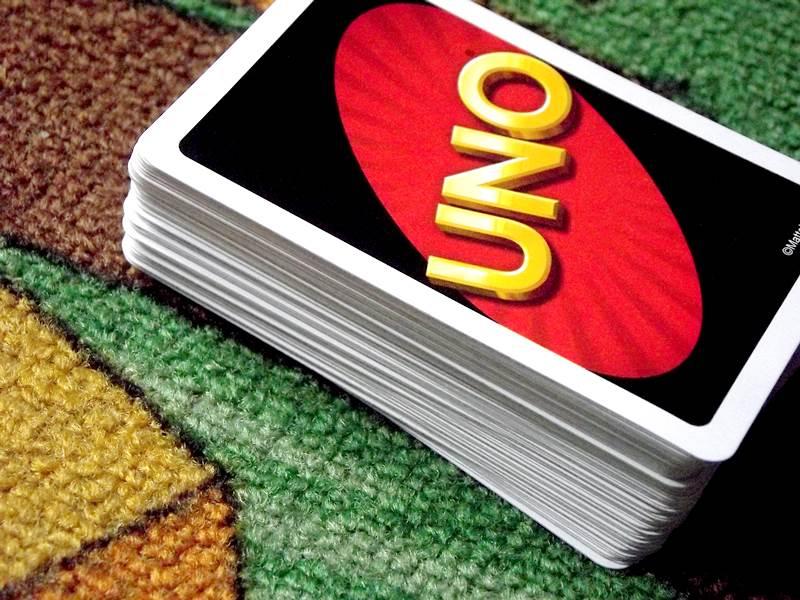 karty Uno Mattel