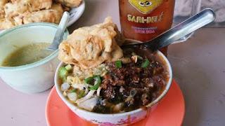 soto tauco khas asli tegal indonesia