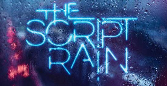 Lirik Lagu The Script - Rain