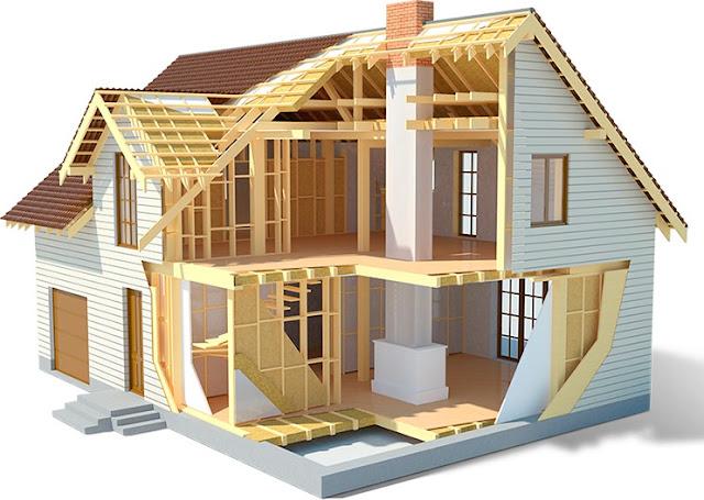 Строительство домов участке в Крыму