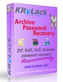 KRyLack RAR Password Recovery 3.53.65 Full Crack