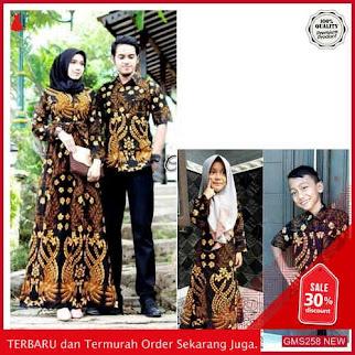 GMS258 TMLKH258B79 Batik Couple Notoarto Batik Ipnu Dropship SK0295480250