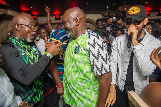 Aiteo?s Super Eagles theme song becomes instant hit with fans