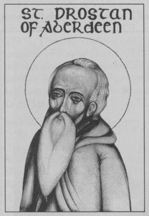 Αποτέλεσμα εικόνας για Saint Drostan of Old Deer and Aberdeen i
