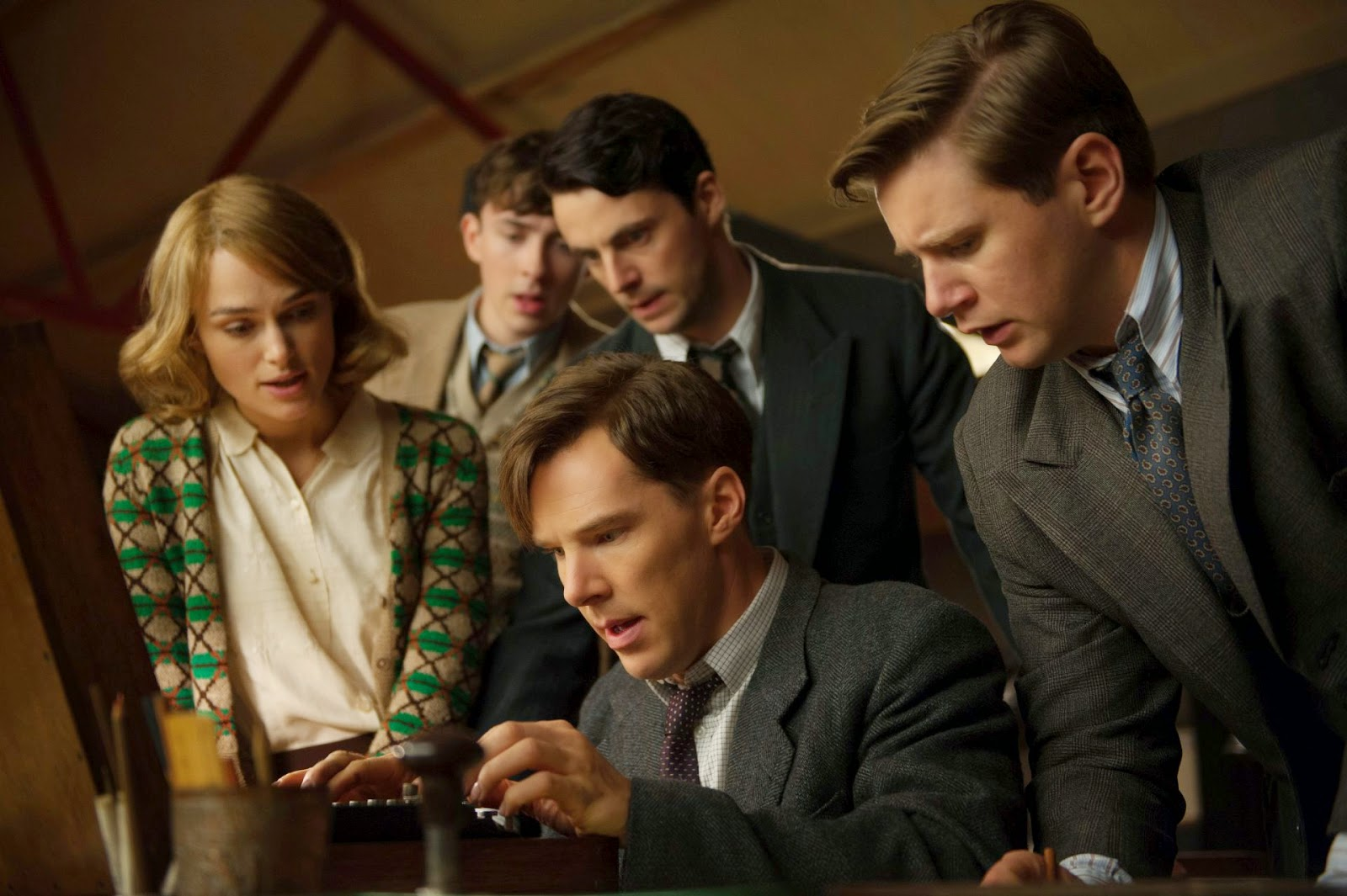 Fotograma: The Imitation Game: Descifrando Enigma (2014)