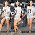 PHOTO: Rihanna Steps Out Wearing Hilary Clinton's T.Shirt