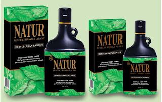 11. Natur Menyuburkan Rambut