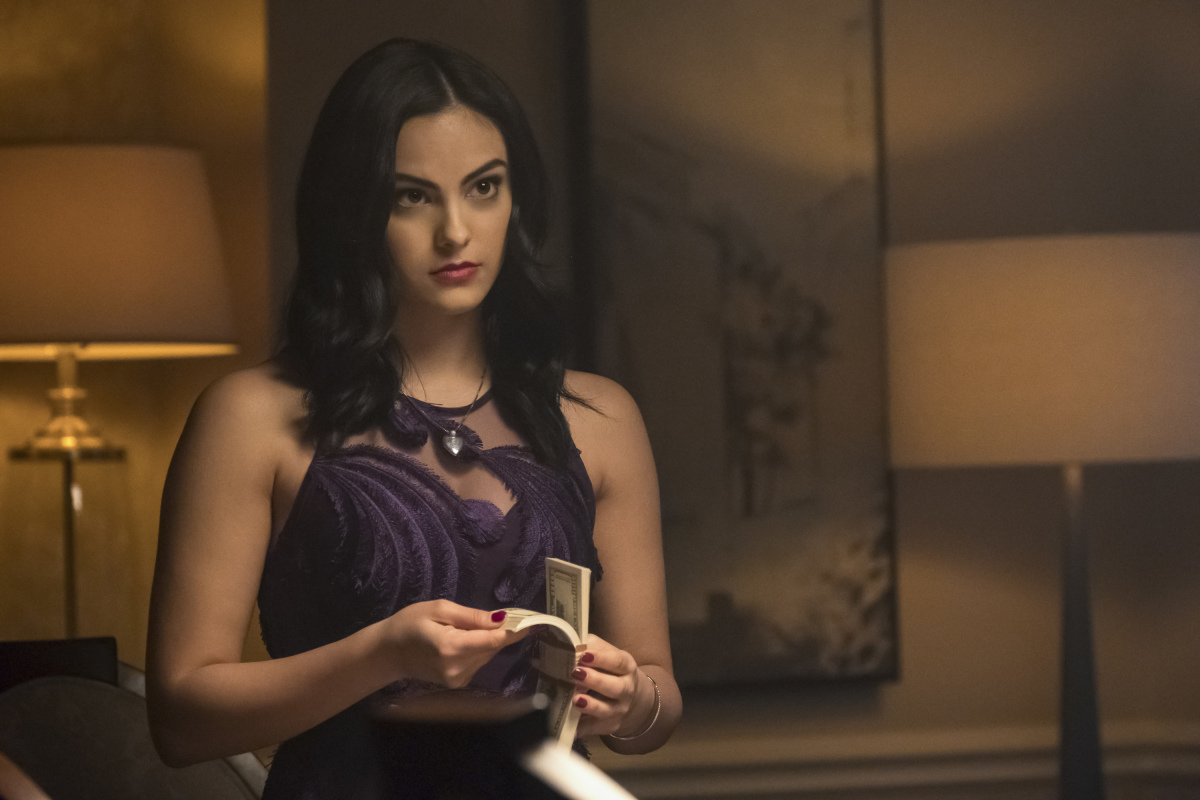 Camila Mendes en Riverdale de The CW