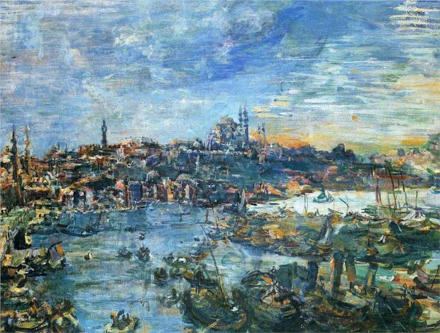 Oskar Kokoschka Landscapes