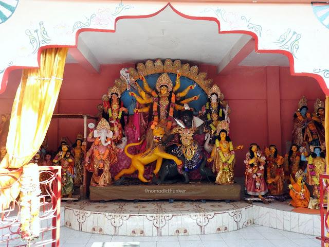 temple, Hindu, Tripura