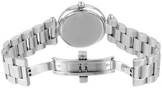 Sài Gòn: Đồng Hồ Nữ Marc By Marc Jacobs Women's Mj3447 Dotty Stainless Steel Bracelet Watch - 5