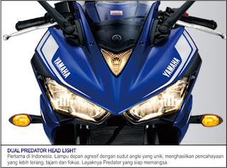 Teknologi Yamaha DNA Racing, Menjadikan Yamaha R25  Jagonya Motor Sport
