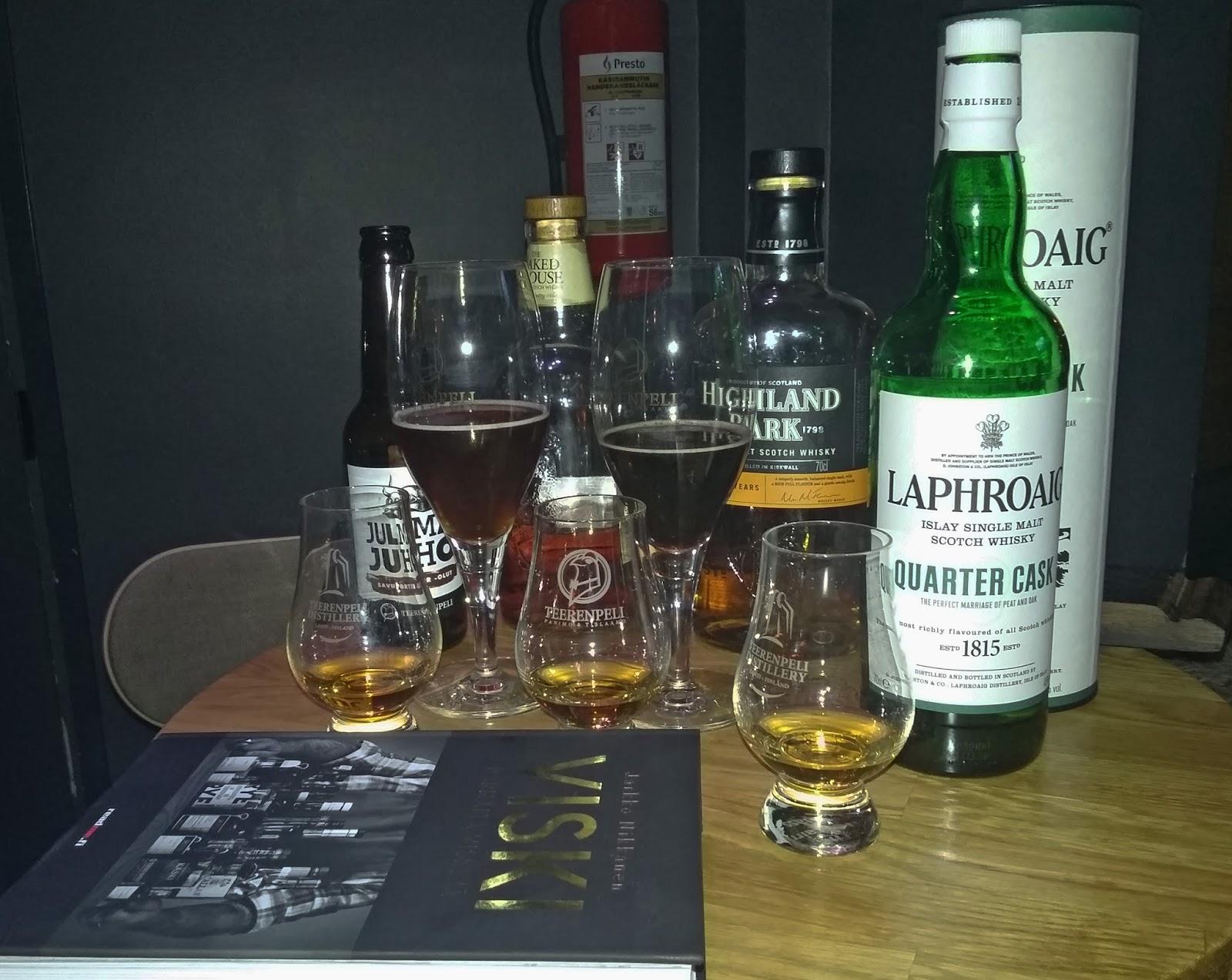 viski joulukalenteri 2018 Viiniblogi/olutblogi Loppasuut: Viski  ja oluttasting  viski joulukalenteri 2018