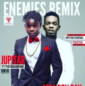 Jupitar – Enemies (Remix) ft. Patoranking