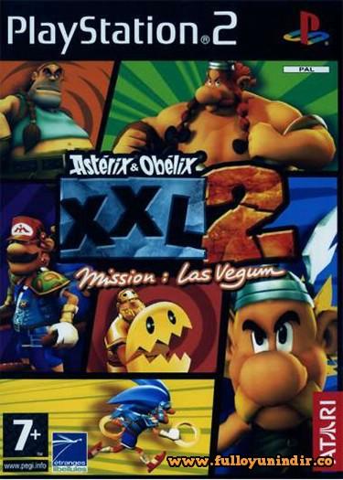 Asterix & Obelix XXL 2 PS2