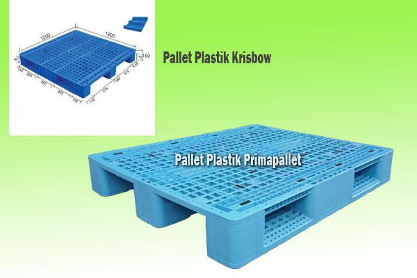 Pallet Plastik Krisbow Murah