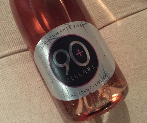 90+ Cellars Sparkling Rosé