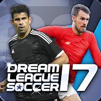 Dream League Soccer 2017 Mod Apk Money + Obb