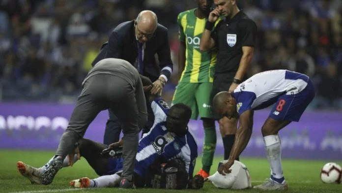 Image result for Vincent Aboubakar injury