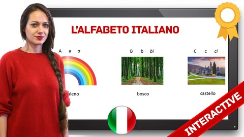 Learn Italian Language: Complete Italian Course - Beginners